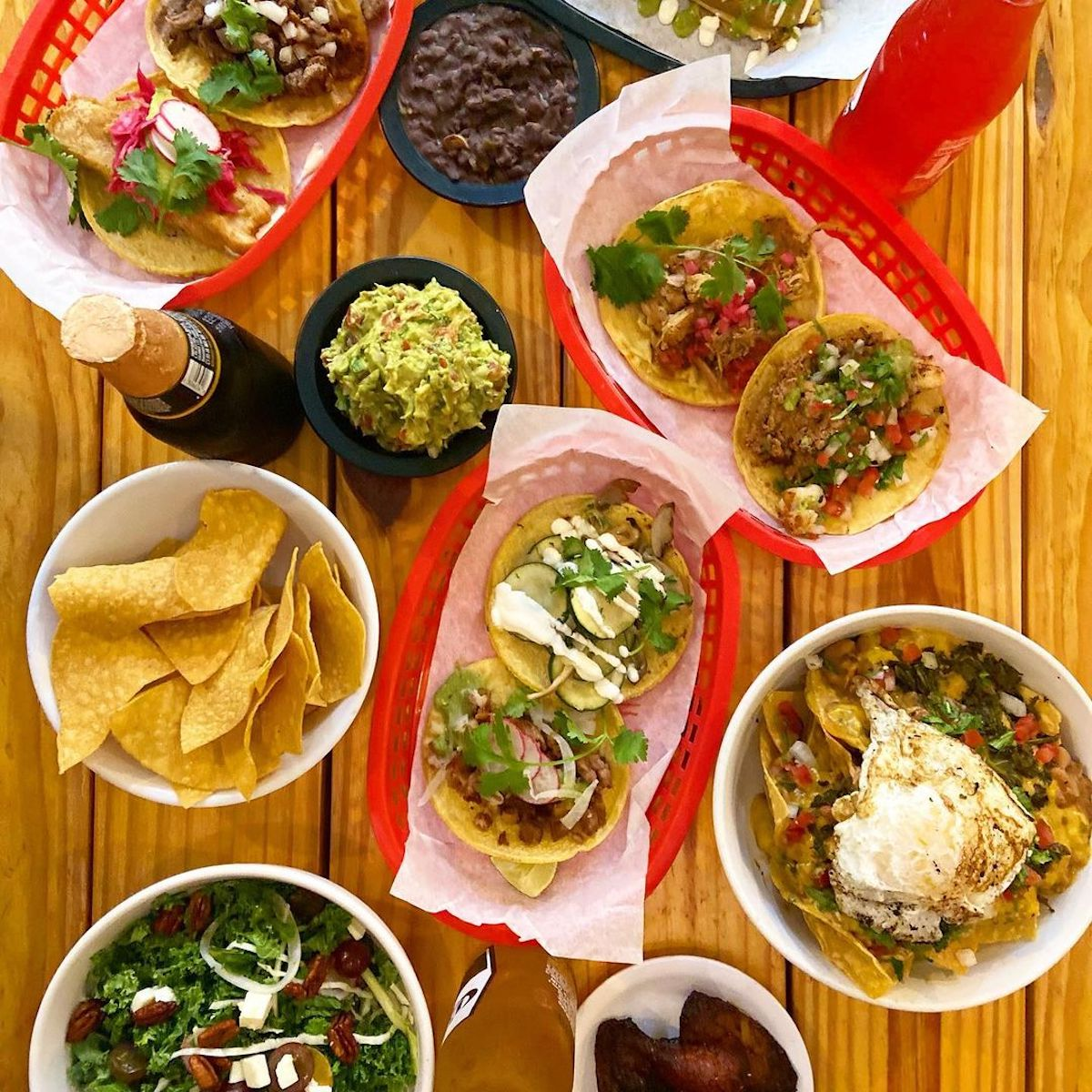 Black Rooster Taqueria Expands to Hourglass District