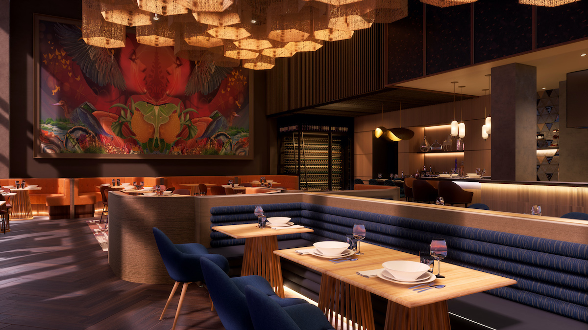 Lake Nona Wave Hotel Welcomes Bacán Restaurant